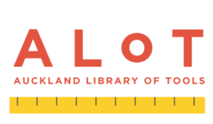 Auckland Library of Tools Logo